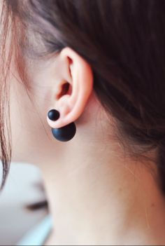 DIY, Mise en Dior earring, styleofbecca.com tutorial