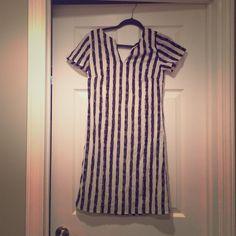 Black and white striped dress Black and white striped dress Dresses Mini