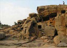 Udayagiri and Khandagiri Caves are one of the finest ancient architecture of Indian history. Udyagiri & Khandagiry caves near Bhubneswar in Orissa,India are most beautiful. History Of India, Ancient History, Art History, India Architecture, Ancient Architecture, Native American History, British History, Bali Travel, History Museum