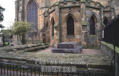 St. Margaret's Shrine, Dunfermline Abbey
