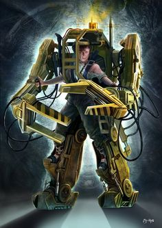 Ripley by *ertacaltinoz on deviantART