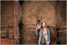 Kentucky Senior Portraits Class of 2019 | Molly M. Horse & Rider Portraits - Texas Equine Photography | Karinda K Equine Photography