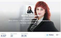Maria Johnsen the hyperpolyglot marketing expert promotes your business in Europe & North America.