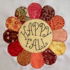July 2016 Fall Love QAL blocks available free only on the day they are posted.  Password is quiltbom.  Source: Cloth and Paper Studio.