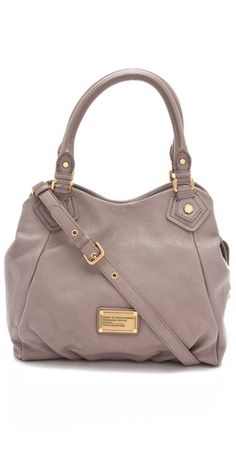 Marc by Marc Jacobs Classic Q Fran Bag. WANT!