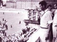 Famous cricket player of Pakistan Abdul Hafeez Kardar