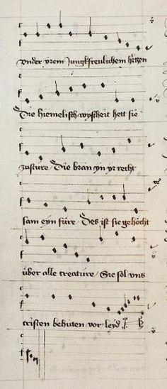 Hugo <von Montfort>   Lieder, Briefe und Reden Steiermark, 1414/1415 Cod. Pal. germ. 329 Folio 49v