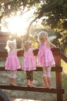 Gorgeous set of 3 lace leggings (white, pink and black) in cute gift packaging. Great gift or basic to wear under all of those Spring dresses! For a princess or a rock star, these adorable leggings w Cool Baby, Little People, Little Ones, Little Girls, Baby Girls, Cute Kids, Cute Babies, Girls Dresses, Flower Girl Dresses