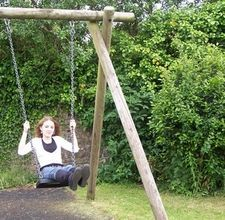 How To Build An A-frame Swing Set