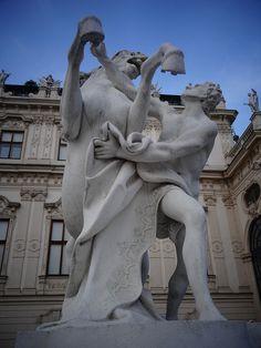 Wien, Belvedere Palace