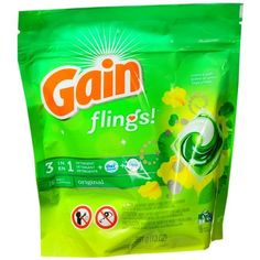 Gain Flings Laundry Detergent Packs Original - 16 ea Snack Recipes, Snacks, Water Well, Laundry Detergent, Affordable Clothes, Mental Illness, Recovery, Packing, Success
