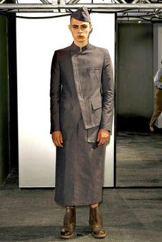 Alexandre Plokhov Spring 2012 Menswear Collection Photos - Vogue