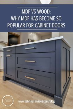 Our painted cabinet doors contain 5 levels of paint and top coat