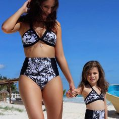 Mommy and Me Swimwear Family Matching Clothes Mother Daughter Swimsuits High Waist Bikini Mom Daughter Girl Bathing Suits Dress online shopping mall, buying fashion dresses & rapid delivery. Start your amazing deals with big discounts! Girls Sweater Dress, Baby Girl Sweaters, Bathing Suit Dress, Girls Bathing Suits, Mommy And Me Swimwear, Princess Party Costume, Mother Daughter Outfits, Mom Daughter, Matching Family Outfits