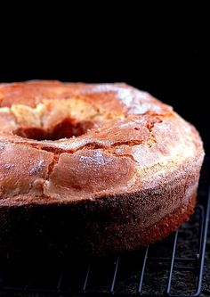 Snickerdoodle Pound Cake