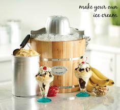 4-Quart Ice Cream Maker — Ice Cream Screamers Love It