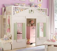 diy stuff little girl bedrooms | little girls room | Stuff for the kids