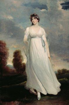 Mrs. Dottin, c. 1803-1804, by John Hoppner (English, 1758-1810)