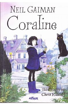 Buy Coraline by Neil Gaiman at Mighty Ape NZ. The bewitching tenth-anniversary edition of the classic children's novel Coraline by Neil Gaiman, featuring spellbinding illustrations from Chris Ridd. Coraline Book, Coraline Neil Gaiman, Coraline Jones, Gaiman Neil, Chris Riddell, Edition Jeunesse, Books To Read, My Books, Detective