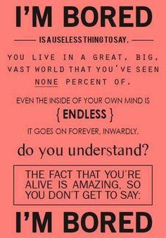 So useless