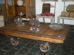 mesa carrito #spdecoracion