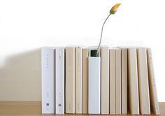 Vase Hanabunko pour la bibliothèque