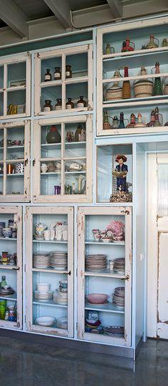 Image 20 of 28 from gallery of Studio Boot / Piet Hein Eek + Hilberink Bosch Architecten. Photograph by Thomas Mayer Flea Market Style, Kitchen Projects, Home, House Interior, Loft Kitchen, Shop Interiors, Home Kitchens, Piet, Piet Hein Eek