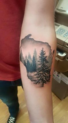 Wisconsin tattoo tattoos and paintings i 39 ve done for Tattoo madison wi
