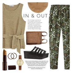 """""""In and Out of the Season"""" by sweet-jolly-looks ❤ liked on Polyvore featuring MANGO, Rick Owens, Fashion Fair and Skagen"""