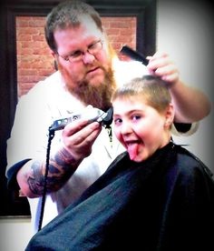 Route 66 Razors Edge Barbershop Tulsa