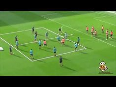Rondo Posicional Villarreal CF - YouTube