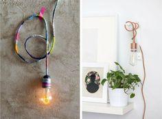 Decoração: Lâmpadas de filamento | Lilavez