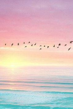 sunrise: gotta love the colors. #SkyBeutiful