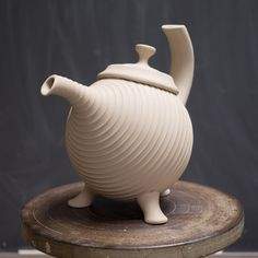 "1,601 Likes, 30 Comments - Jeremy Smoler (@jeremy_smoler) on Instagram: ""I hope you had a good Thanksgiving. Here's a new teapot. . #teapot #ceramics #pottery #clay…"""