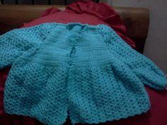 Baby matinee dress