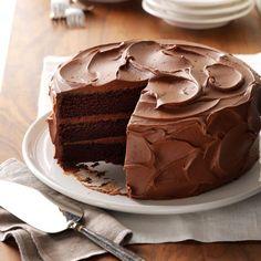 Sandy's Chocolate Cake