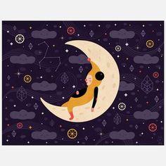 Sweet Dreams, by Muxxi.