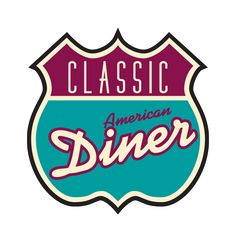 American Diner Classic American Diner, Burger King Logo