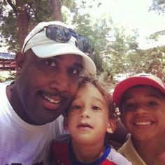 Kicking off #FathersDayWeekend #2014