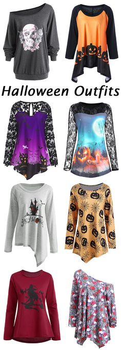 50 more halloween outfits to wear now.Dresslily offers the latest high quality plus size t shirts at cheap prices.Free Shipping Worldwide!