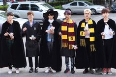 Vixx Harry Potter style