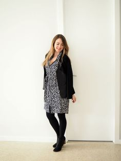 What Sonia Wore: The Shirt Dress - Sonia Styling