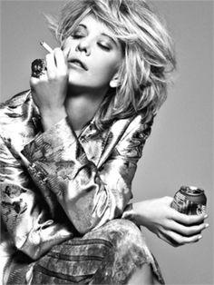 Meg Ryan for Vogue