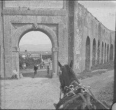 Foto storiche di Roma - Porta Furba Anno: 1910 ca.