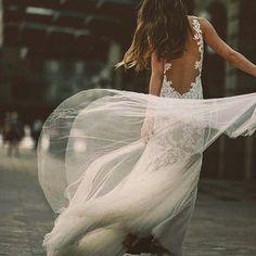 Wedding Dress Pictures on Instagram | POPSUGAR Fashion Australia