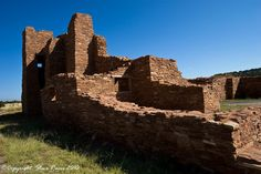 Abo Ruins - Salinas Pueblo Missions National Monument, New Mexico