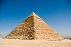 Experiments with pyramids have showed remarkable affects on a variety of subjects and materials. This is a great article on its application as Sacred Geometry
