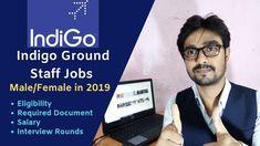 Indigo Ground Staff Jobs Notification In 2019 Requirement, Document, Sal...