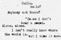 Echo - Jason Walker (LOVE this song!!!!!!)