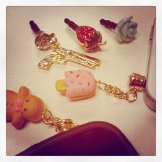 Omg we are crazy about our new phone #charms!! Cannot wait to put them up!! #excited http://instagr.am/p/I7JgtFj26g/